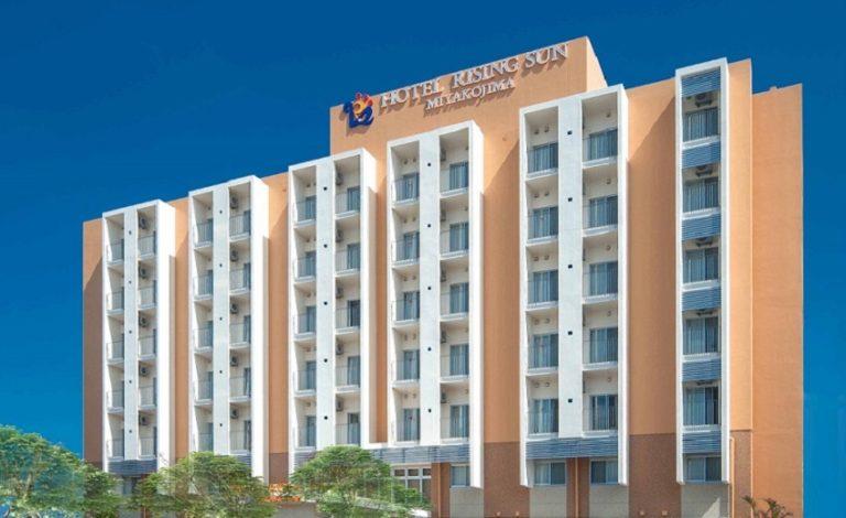 ホテル ライジングサン宮古島