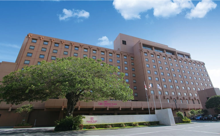 OKINAWA HARBORVIEW HOTEL