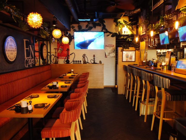 Grill&Bar EN Garden
