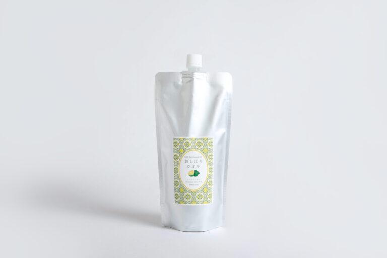 おしぼりカオル 沖縄の香りミスト 詰め替えパック